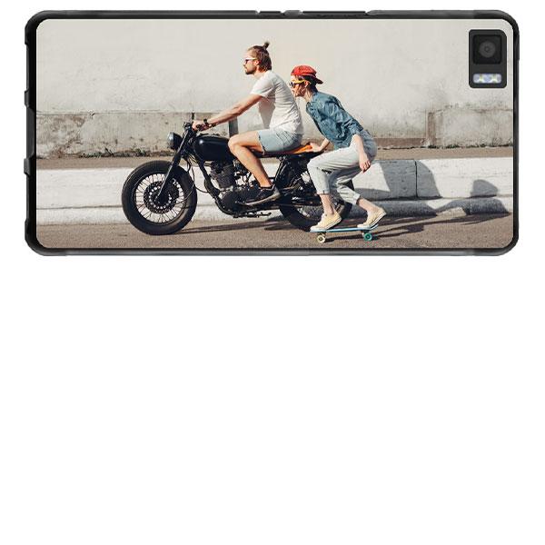 Design your BQ Aquaris M5 phone case