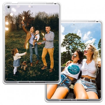 iPad Air 2019 - Coque Silicone Personnalisée