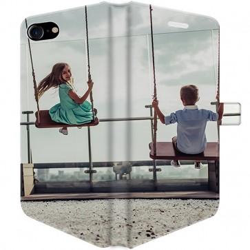 iPhone 8 - Coque Portefeuille Personnalisée (Sur Les 2 Faces)