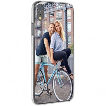 iPhone XR - Coque Silicone Personnalisée