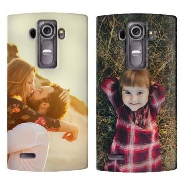 LG G4 - Coque Rigide Personnalisée à Bords Imprimés