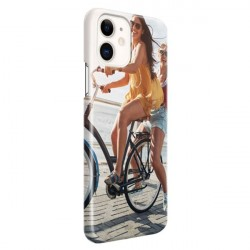 iPhone 11 - Coque Rigide Personnalisée à Bords Imprimés