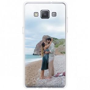 Samsung Galaxy A5 2015 - Coque Rigide Personnalisée à Bords Imprimés