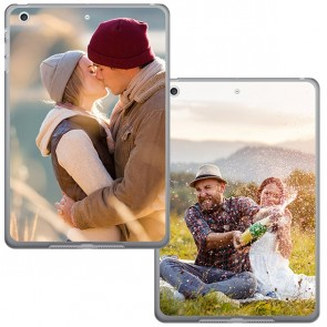 iPad Air 1 - Coque Silicone Personnalisée