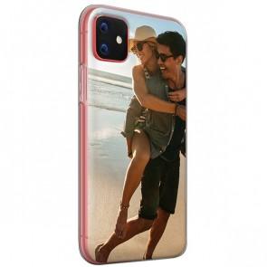 iPhone 11 - Coque Silicone Personnalisée