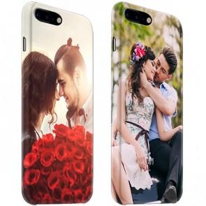 iPhone 7 PLUS & 7S PLUS - Coque Rigide Personnalisée à Bords Imprimés