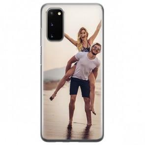 Samsung Galaxy S20 - Coque Rigide Personnalisée
