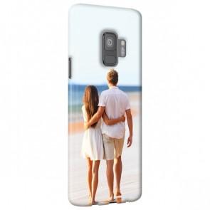 Samsung Galaxy S9 - Coque Rigide Personnalisée à Bords Imprimés
