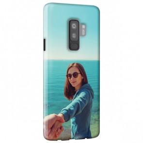 Samsung Galaxy S9 PLUS - Coque Rigide Personnalisée à Bords Imprimés