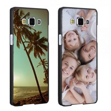 Samsung Galaxy A5 (2015 - SM-A500F) - Designa ditt eget hårda skal - Svart eller vit