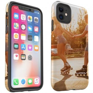 iPhone 11 - Designa eget Heltäckande Tough Case