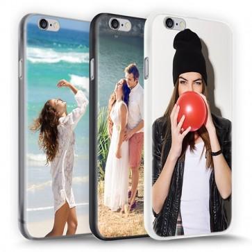 iPhone 6 PLUS & 6S PLUS -  Designa ditt egna ultra lätta skal - Svart, Vit och Genomskinlig