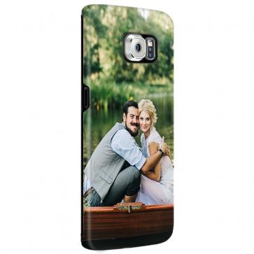 Samsung Galaxy S6 - Designa eget Heltäckande Extra Tåligt Skal
