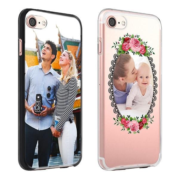 iPhone 7 - Designa eget hårt skal - Svart 229aa148d721b