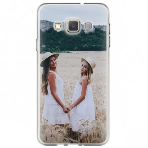 Samsung Galaxy A3 2015 - Personalised Silicone Case