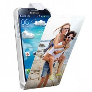 Samsung Galaxy S4 -  Designa ditt eget flipskal - Vit