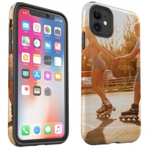 iPhone 11 - Designa eget Heltäckande Tough Case