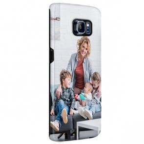 Samsung Galaxy S6 Edge Plus - Designa eget Heltäckande Extra Tåligt Skal