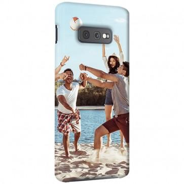 Samsung Galaxy S10 E - Cover Personalizzata Rigida con Stampa Integrale