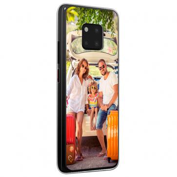 Huawei Mate 20 Pro - Cover Personalizzata Morbida