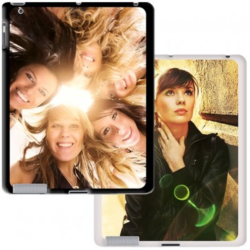 iPad 2/3/4 - Cover Personalizzata Rigida