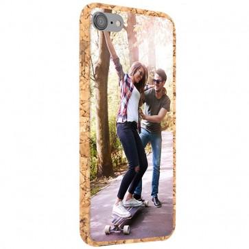 iPhone 7 - Cover Personalizzata in Sughero