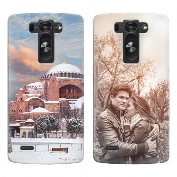 LG G3 S - Cover Personalizzata Rigida