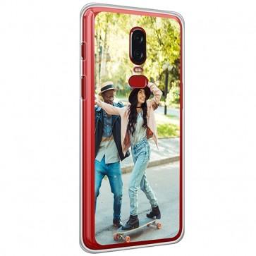 OnePlus 6 - Cover Personalizzata Rigida
