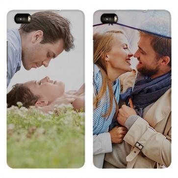 Huawei P8 Lite - Cover Personalizzata Rigida con Stampa Integrale