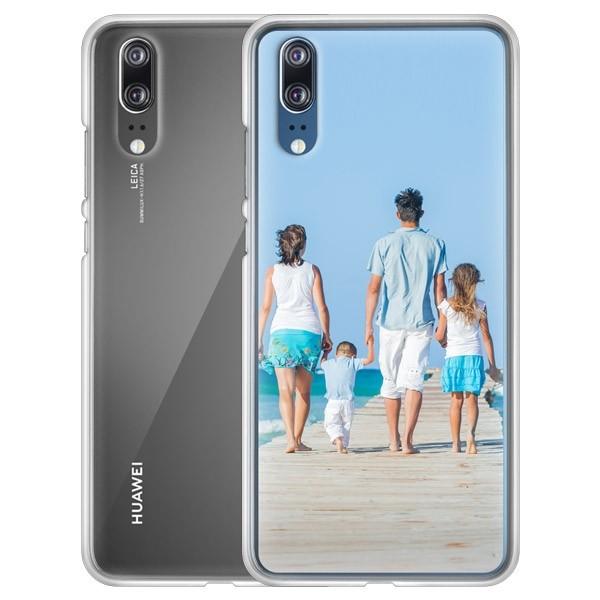 rivenditore all'ingrosso c6d5d 91bf1 Huawei P20 - Cover Personalizzata Rigida
