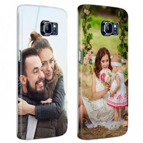 Samsung Galaxy S6 Edge PLUS - Cover Personalizzata Rigida con Stampa Integrale