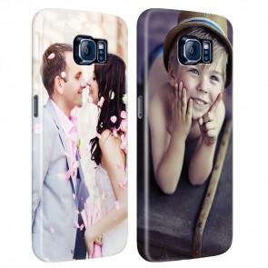 Samsung Galaxy S6 - Cover Personalizzata Rigida con Stampa Integrale