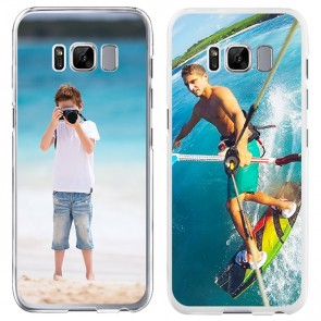 Galaxy S8 PLUS - Cover Personalizzata Rigida