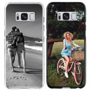 Galaxy S8 PLUS - Cover Personalizzata Morbida