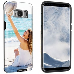 Samsung Galaxy S8 PLUS - Personalised Full Wrap Tough Case