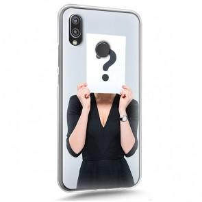 Huawei P20 Lite - Cover Personalizzata Morbida