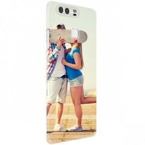 Huawei P9 - Cover Personalizzata Rigida con Stampa Integrale
