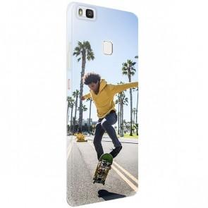 Huawei P9 Lite - Cover Personalizzata Rigida con Stampa Integrale