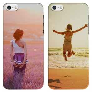 iPhone 5, 5S & SE - Cover Personalizzata Rigida