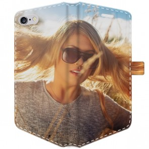 iPhone 6 & 6S - Cover Personalizzata a Libro (Stampa Integrale)