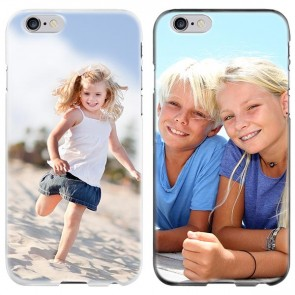iPhone 6 PLUS & 6S PLUS - Cover Personalizzata Morbida