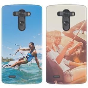 LG G3 - Cover Personalizzata Rigida con Stampa Integrale