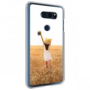 LG V30 - Cover Personalizzata Rigida