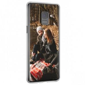 Samsung Galaxy A8 2018 - Cover Personalizzata Rigida