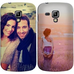 Samsung Galaxy Trend - Cover personalizzata rigida - Nera
