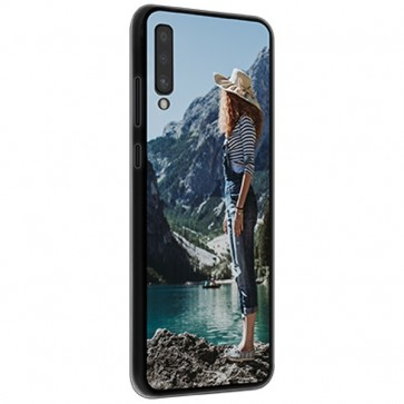 Samsung Galaxy A50 - Silikon Handyhülle Selbst Gestalten