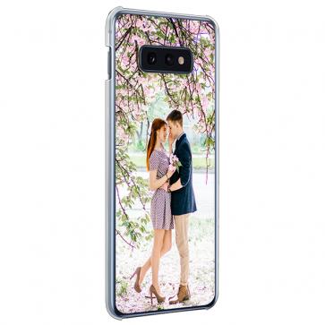 Samsung Galaxy S10 E - Hard Case Handyhülle Selbst Gestalten