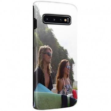 Samsung Galaxy S10 - Tough Case Handyhülle Selbst Gestalten