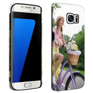 Samsung Galaxy S7 Edge - Tough Case Handyhülle Selbst Gestalten