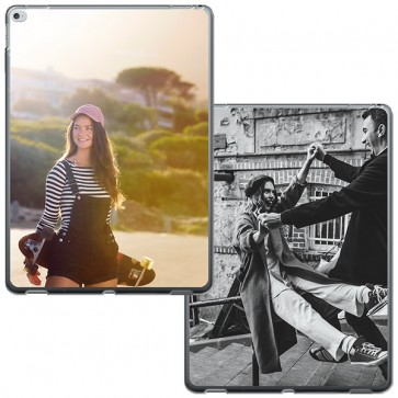 iPad Pro 12.9 (1st & 2nd Gen) - Silikon Handyhülle Selbst Gestalten